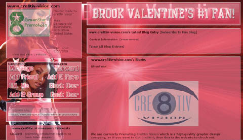Brook Valentine